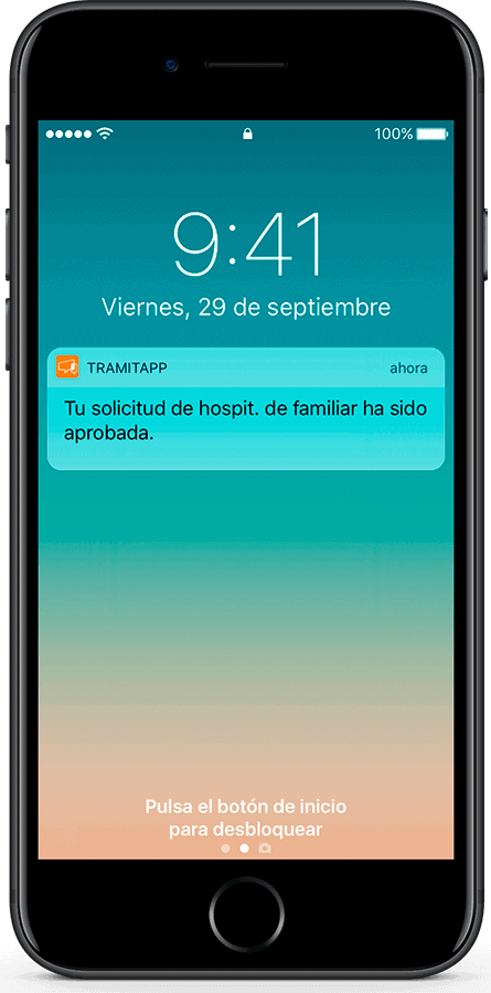 TramitApp Control Horario te permite acceder a las solicitudes de bajas médicas