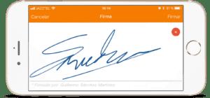firma electrónica para documentos de empresa