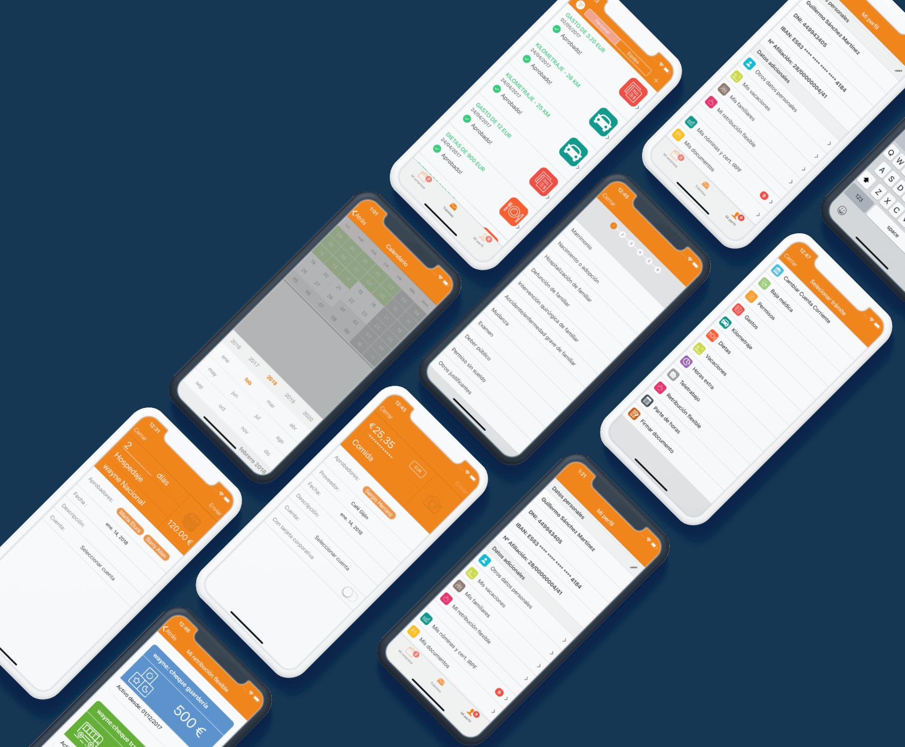 App Control Horario completa
