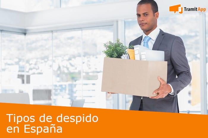 Tipos de despido en España