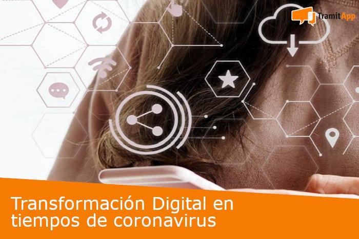 Transformación Digital Coronavirus
