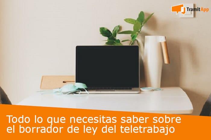 Legislación Teletrabajo