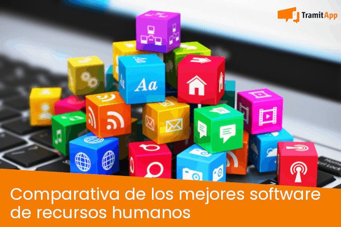 Comparativa de los mejores software de recursos humanos