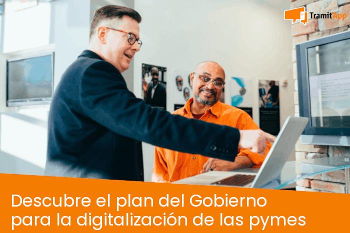 Descubre el plan del Gobierno para la digitalización de las pymes