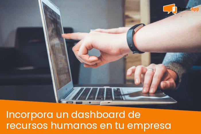 Incorpora un dashboard de recursos humanos en tu empresa