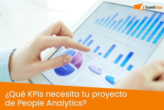 ¿Qué KPIs necesita tu proyecto de People Analytics?