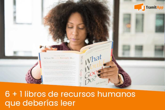 6 +1 libros de recursos humanos que deberías leer