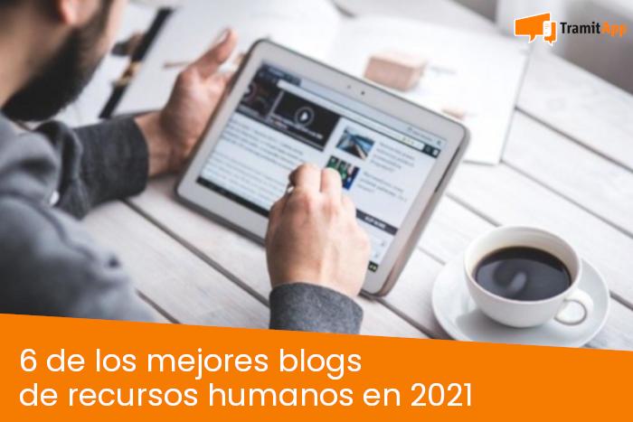 6 de los mejores blogs de recursos humanos en 2021