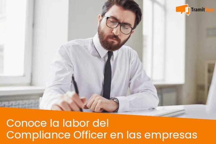 Conoce la labor del compliance officer en las empresas