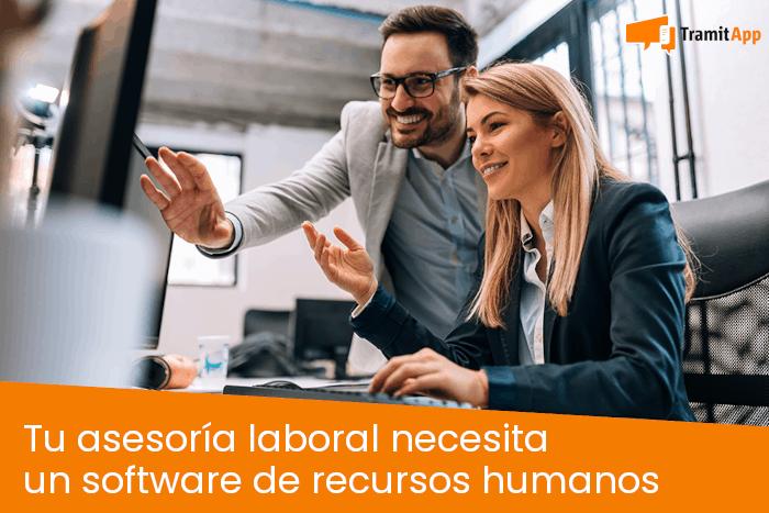 Tu asesoría laboral necesita un software de recursos humanos