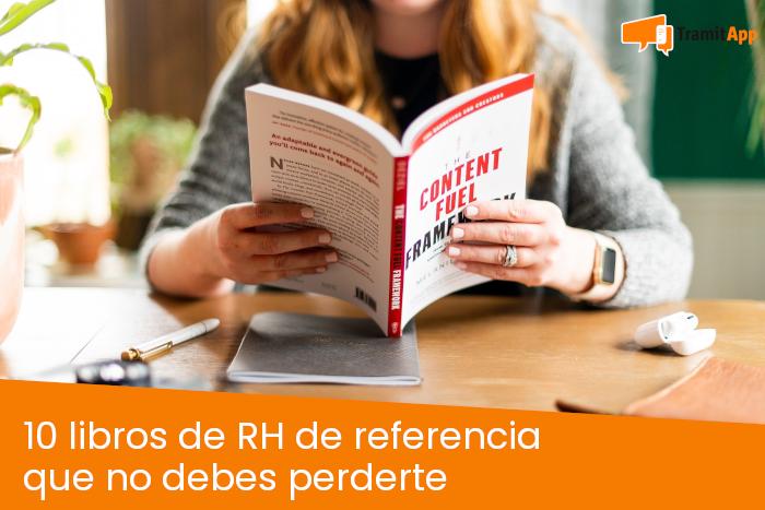 10 libros de RH de referencia que no debes perderte
