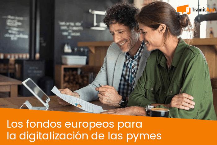 Los fondos europeos para la digitalización de las pymes