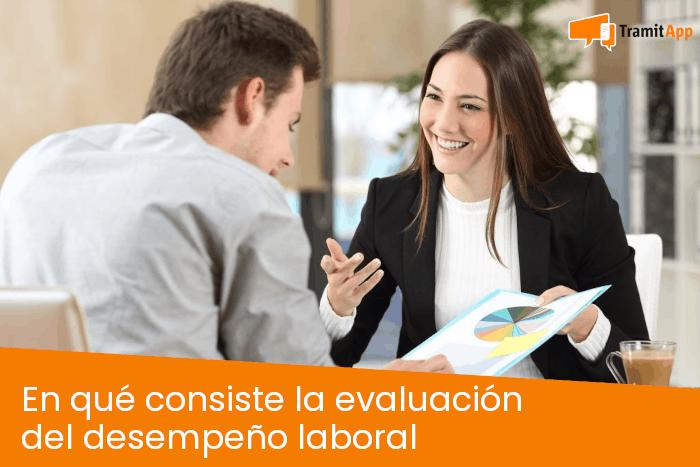 En qué consiste la evaluación del desempeño laboral
