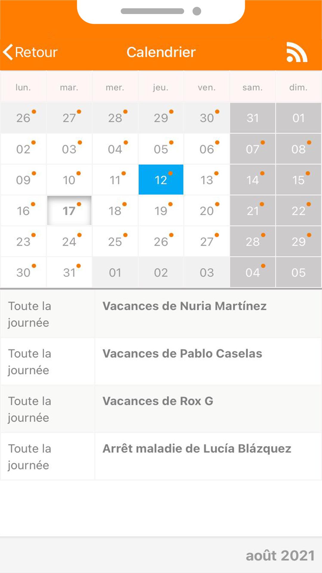 TramitApp Control Horario te permite fichar en la empresa vía app móvil, web y kiosko